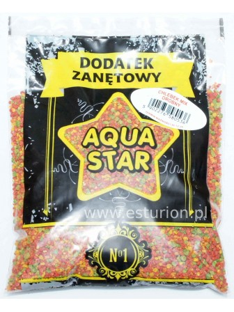 Chlebek mix drobny 400g Aqua Star