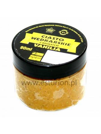 Ciasto wędkarskie vanilia 90ml Aqua Star