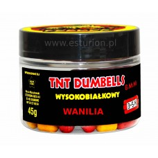 Dumbells wanilia 8mm 45g Aqua Star