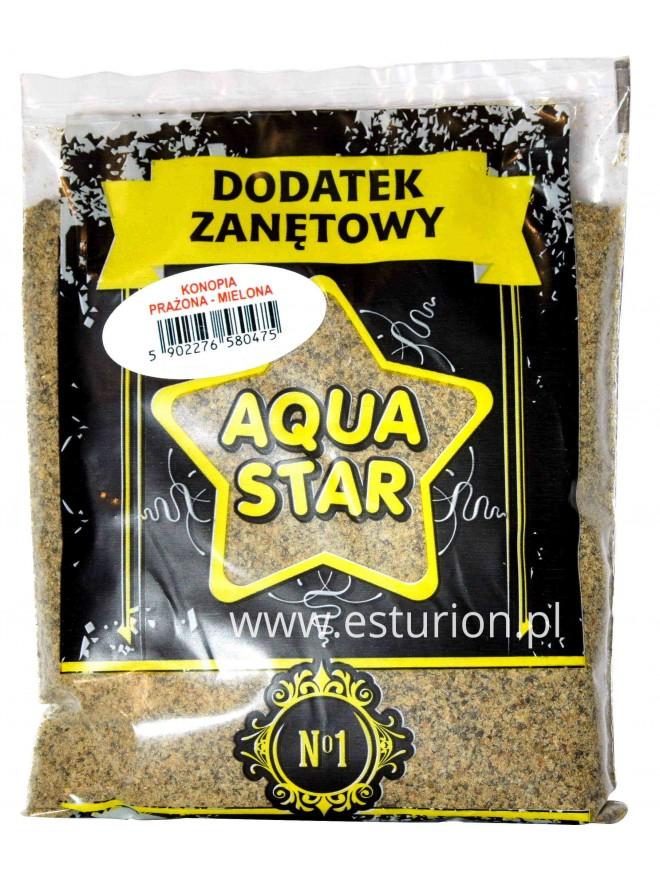 Konopia prażona-mielona 400g Aqua Star