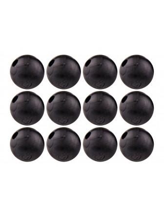 Gumowe koraliki zderzakowe Madcat Rubber Beads 10mm DAM
