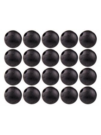 Gumowe koraliki zderzakowe Madcat Rubber Beads 8mm DAM