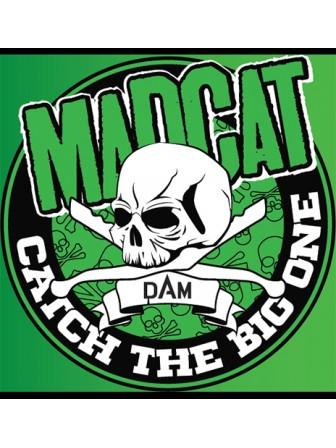 Krętlik Madcat Power Swivel 100kg 10szt DAM