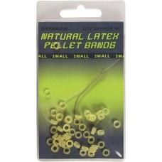 Gumki lateksowe do przynęt micro 1,5mm Drennan