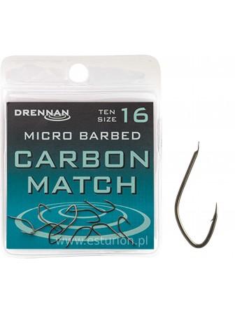 Haczyki Carbon Match nr 14 Drennan