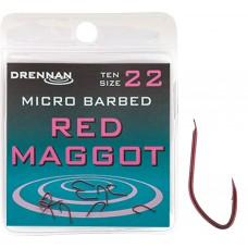 Haczyki Red Maggot nr 14 Drennan