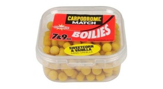 Kulki proteinowe słodka kukurydza - wanilia 7-9mm 60g Dynamite Baits