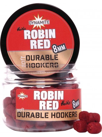 Pellet haczykowy Robin Red Durable Hookers 8mm Dynamite Baits