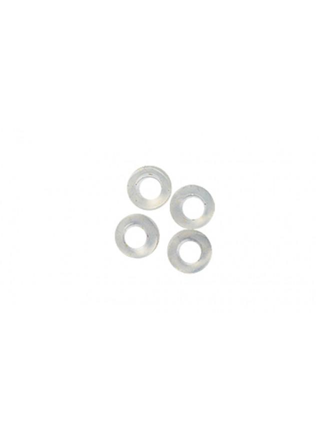 Gumki lateksowe do przynęt śr. 4mm 20szt Jaxon