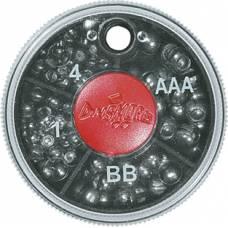 Zestaw śrucin Dinsmores Super Soft 4-AAA 50g