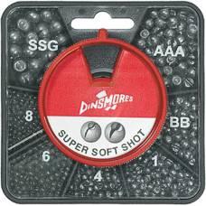 Zestaw śrucin Dinsmores Super Soft 8-SSG 150g