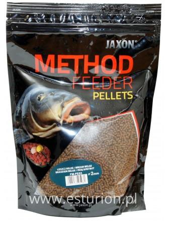 Pellet Method Feeder leszcz belge 2mm 500g Jaxon