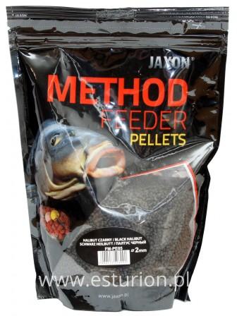 Pellet Method Feeder halibut czarny 2mm 500g Jaxon