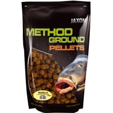 Pellets Method Ground wanilia 12mm 1kg Jaxon