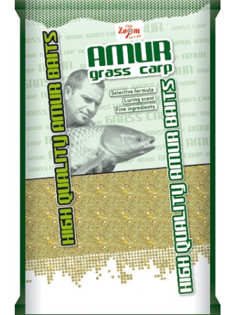 Zanęta amurowa Amur Grundbait 1kg Carp Zoom