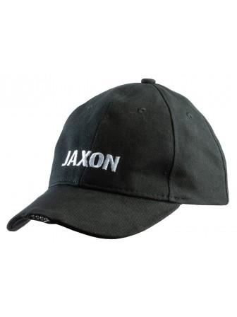 Czapka z latarką w daszku 5 diod LED czarna Jaxon