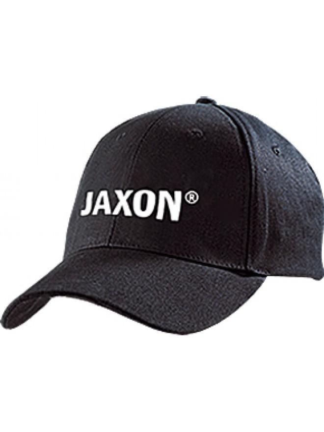 Czapka z daszkiem czarna Jaxon