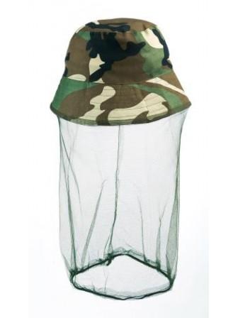 Czapka z moskitierą wersja 1 XL Jaxon