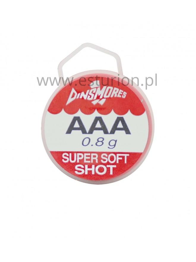 Dinsmores AAA miękki śrut do uzupełniania 25g