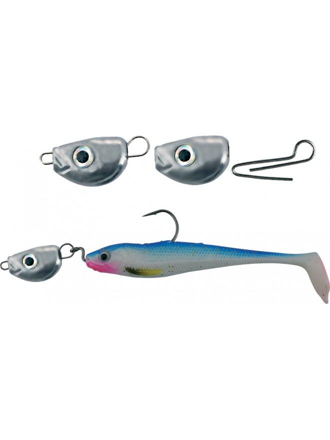 Czeburaszka rybia głowa 7g 3szt Jaxon