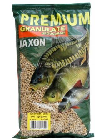 Granulat zanętowy kukurydza 1kg Jaxon
