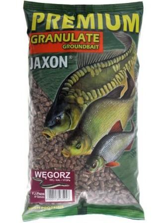Granulat zanętowy premium węgorz 1kg 5mm Jaxon
