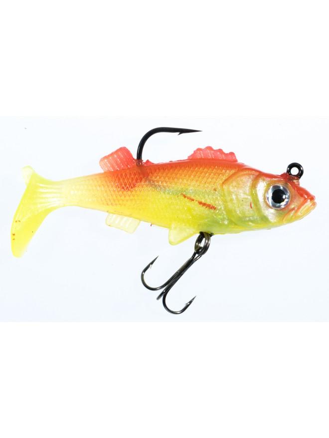 Guma MAGIC FISH uzbrojona 8cm TX-E B Jaxon