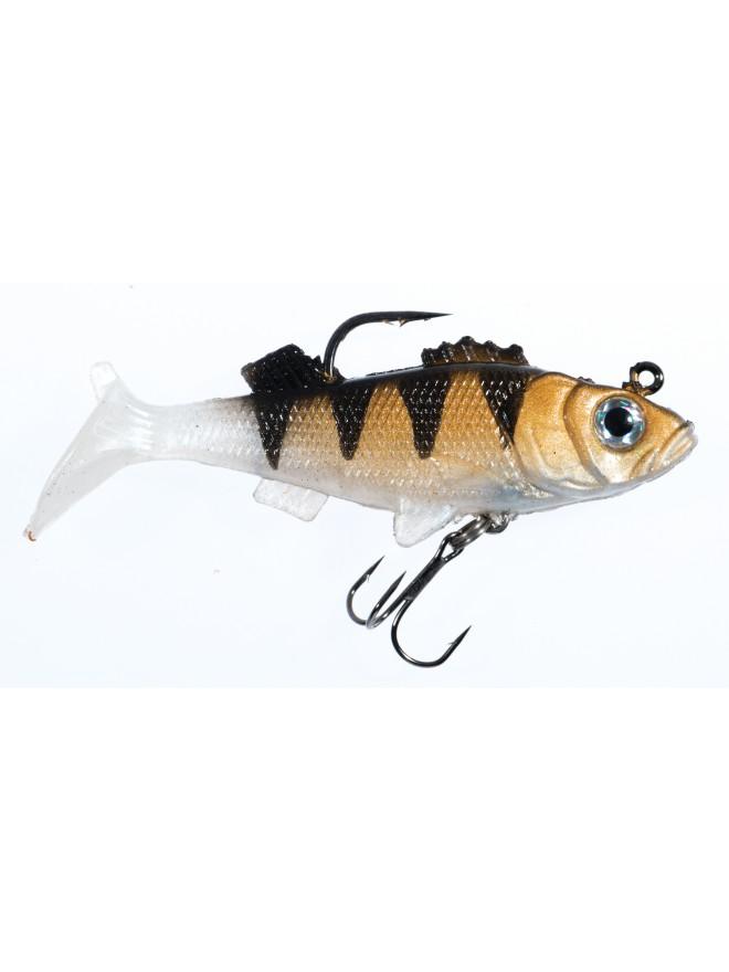 Guma MAGIC FISH uzbrojona 8cm TX-E K Jaxon