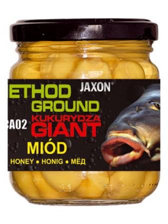 Kukurydza Method Ground Gigant 125g miód Jaxon