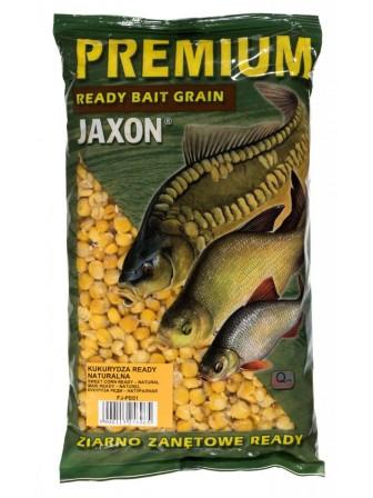 Kukurydza Premium Ready naturalna 1kg Jaxon
