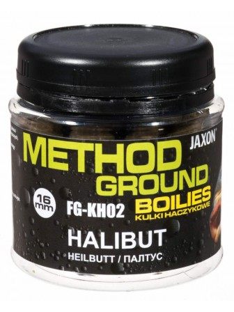 Kulki haczykowe Method Ground halibut 16mm 100g Jaxon