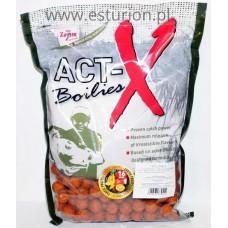 Kulki proteinowe ACT-X egzotyczne owoce 16mm 800g Carp Zoom