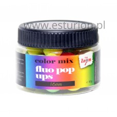 Kulki proteinowe Fluo POP-UP 16mm 50g Carp Zoom