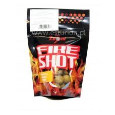 """Kulki proteinowe haczykowe """"Fire Shot"""" ananas 16mm 120g Carp Zoom"""