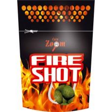 """Kulki proteinowe haczykowe """"Fire Shot"""" małż 16 mm 120g Carp Zoom"""
