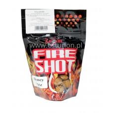 """Kulki proteinowe haczykowe """"Fire Shot"""" miód 16mm 120g Carp Zoom"""