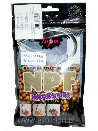 Naturalny pellet pływający wanilia-mini 30g Carp Zoom
