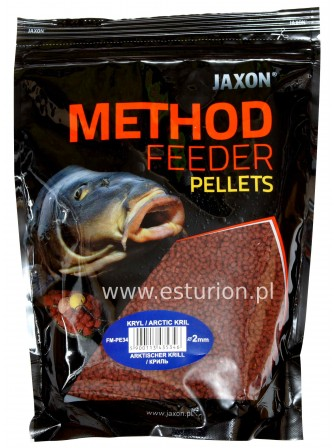 Pellet Method Feeder kryl 2mm 500g Jaxon