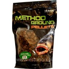 Pellets Method Ground scopex-ryba 12mm 1kg Jaxon