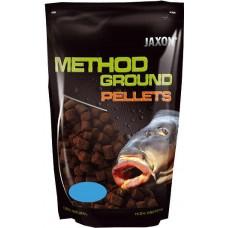 Pellets Method Ground truskawka-ryba 12mm 1kg Jaxon