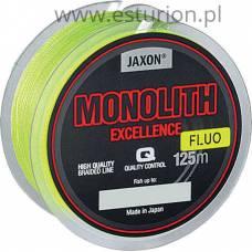 Plecionka Monolith Excellence Fluo 0,14mm 125m Jaxon