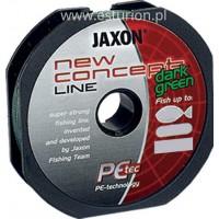 Plecionka New Concept Dark Green 0,18mm 10m Jaxon