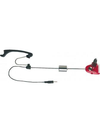 Sygnalizator brań do założenia na podpórce czerwony 29cm Jaxon
