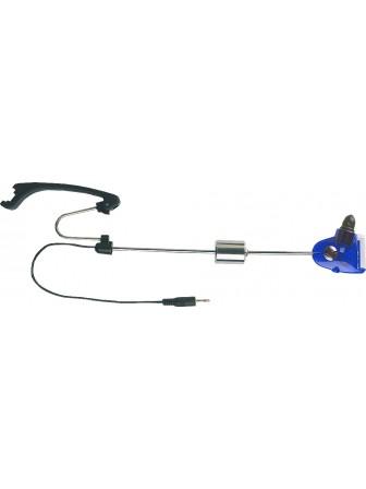 Sygnalizator brań do założenia na podpórce niebieski 29cm Jaxon