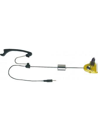 Sygnalizator brań do założenia na podpórce żółty 29cm Jaxon