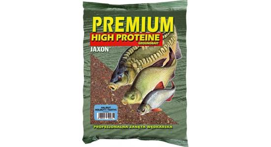 Zanęta wysokoproteinowa premium halibut 2,5kg Jaxon