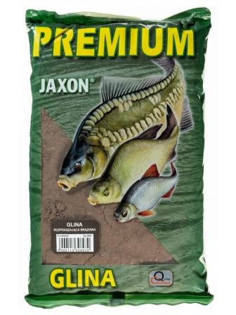 Glina rozpraszająca brązowa 2kg Jaxon