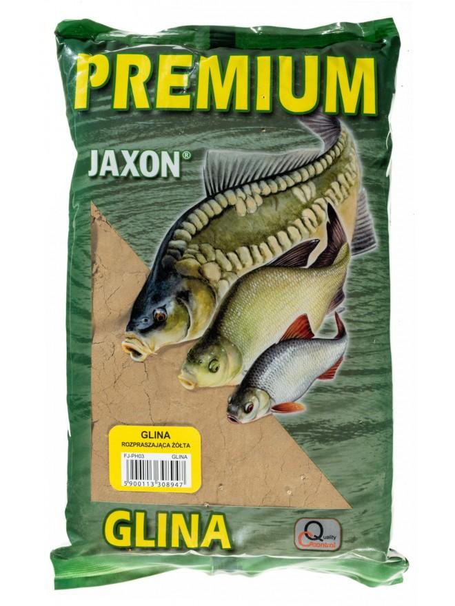 Glina rozpraszająca żółta 2kg Jaxon