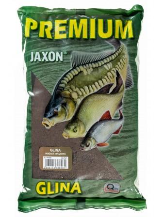 Glina wiążąca brązowa 2kg Jaxon