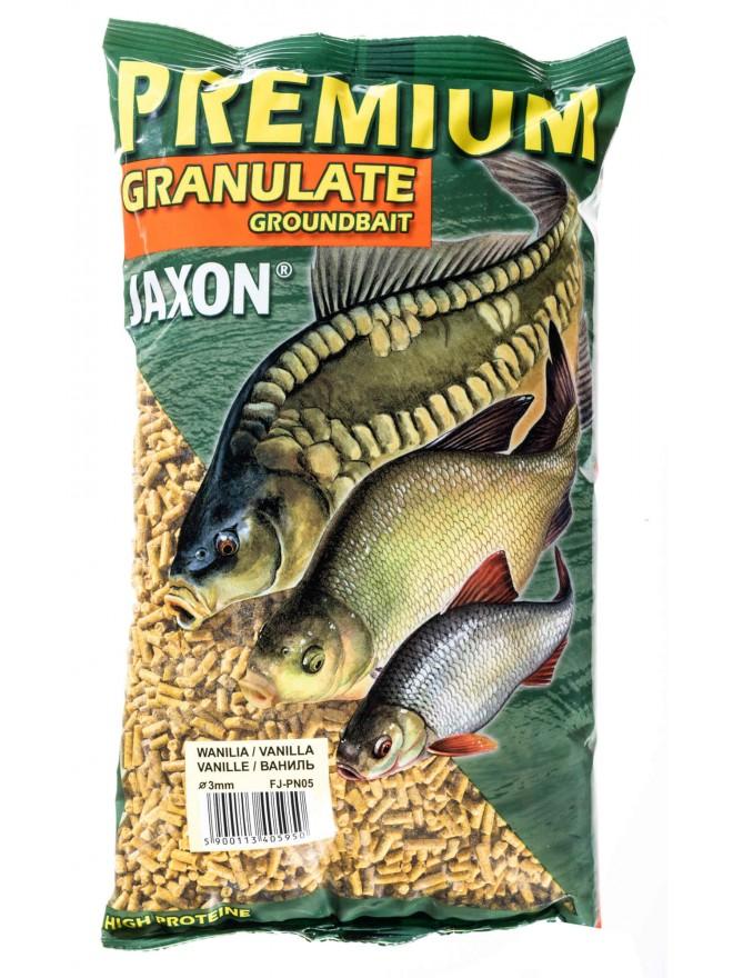 Granulat zanętowy waniliowy 1kg Jaxon